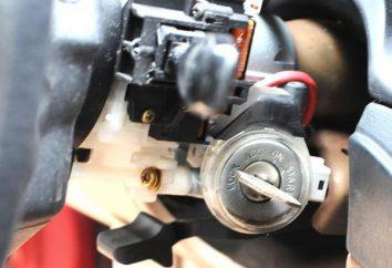 Stacyjka Łada 2106: sprawdzanie, demontaż i montaż