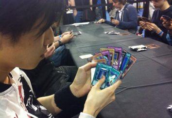 O que é um rascunho em jogos de cartas colecionáveis?