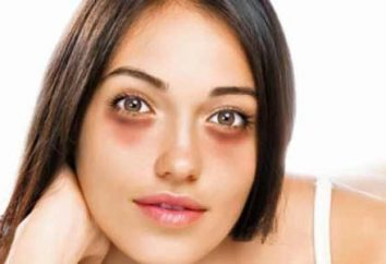 Sac sous les yeux: causes et remèdes