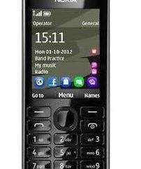 « Nokia » 206: caractéristiques et particularités