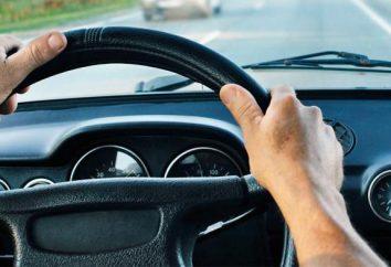 Vibrations à des vitesses de 100-120 km / h: les principales raisons