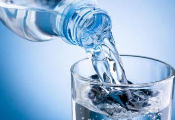 eau gazéifiée: un préjudice ou un avantage à l'organisme