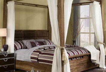 Classici senza tempo: un baldacchino sopra il letto