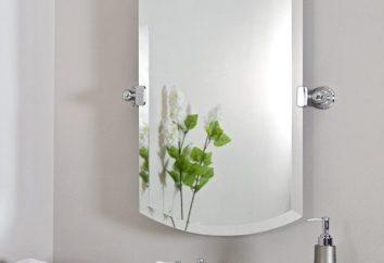Wybierz lustro w łazience