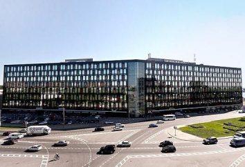 Centre d'affaires « Benoit » – immeuble de bureaux de Saint-Pétersbourg