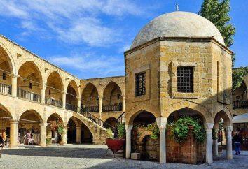 Activités Nicosie. Nicosie, mosquée Selimiye monument: photo, histoire