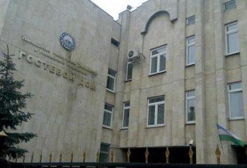 Consulat de l'Ouzbékistan à Moscou: l'adresse, l'autorité, l'assistance consulaire