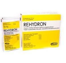 """Lek """"Regidron"""": instrukcje użytkowania dla dzieci"""