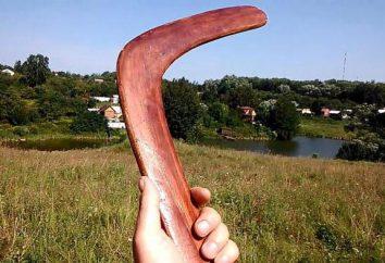 Come lanciare un boomerang – consigli