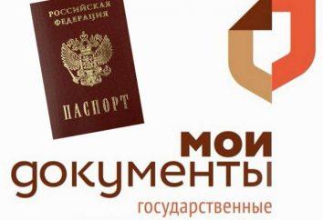 Czy mogę zmienić mój paszport do MFC? Opis procedur i zaleceń