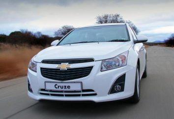 Chevrolet Cruise: przegląd, specyfikacje, ceny