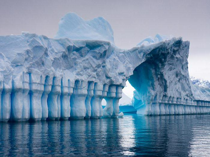 endroit des stations en antarctique