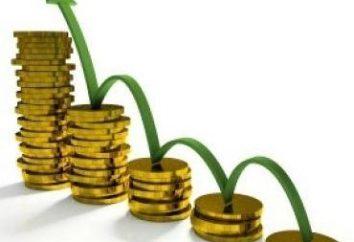 Co to jest dochód: rodzaje i relacje