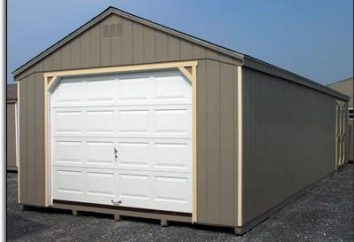 """garagem Frame – pré-fabricadas e acessível """"habitação"""" para o carro"""