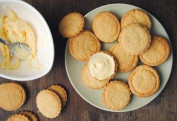 pâtisseries délicieuses: une recette simple pour des biscuits faits maison