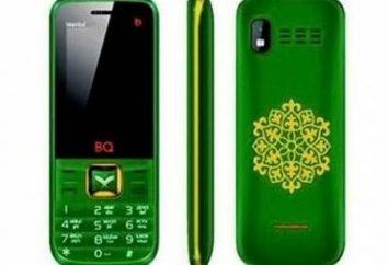 BQ Teléfono: comentarios. Pequeños teléfonos BQ: fotos, precios