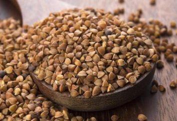 Quali vitamine sono in grano saraceno? Proprietà utili e contenuto calorico di grano saraceno