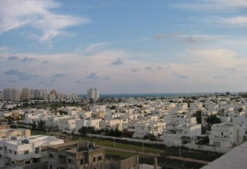 Aszdod, Izrael – port morski i ośrodek przemysłowy