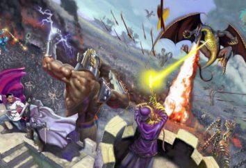 """Códigos na """"Hero of Might and Magic 4"""": como usá-los?"""