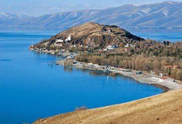 Sky-niebieski perłowy Armenii – Jezioro Sewan