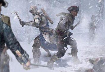 Creed 3 Benedict Arnold / Assassin: descrizione, i fatti e le raccomandazioni interessanti