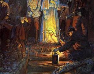 martiri Alapayevsk. Giorno di tiro della famiglia reale. Canonizzazione e riabilitazione