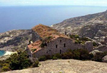 Monte Cristo Island: l'histoire, la description
