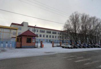 Galich pianta di autocarro gru, regione di Kostroma