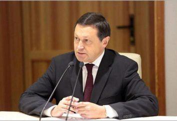 Akbulatov Edkham: biografia e foto