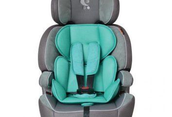 asiento de coche Bertoni: opiniones de clientes