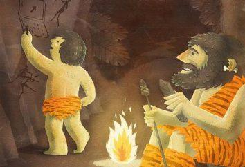Prehistoria de la humanidad: las características de los períodos principales