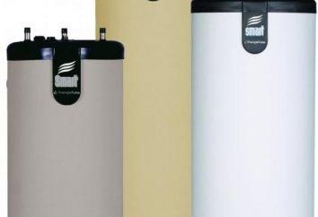 Grzejniki wodne dać: urządzenie i zasadę działania
