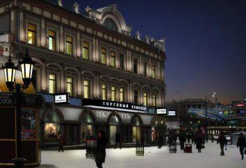 Centri commerciali a Kazan. lo shopping di alta qualità