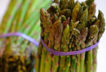 Les préparatifs pour l'hiver: asperges marinées (recette)