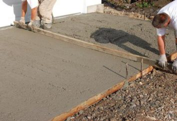 Jak zrobić fundament stodoły z rękami?
