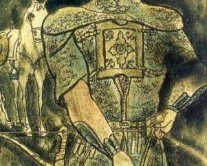 Nart épique comme un monument de la culture du Caucase