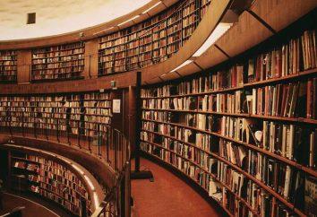 Biblioteca – che cos'è? Quali tipi di librerie di esistere?