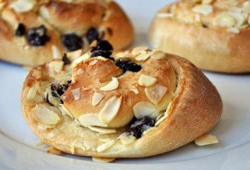 Petit pain à la cerise: Recettes de délicieuses pâtisseries