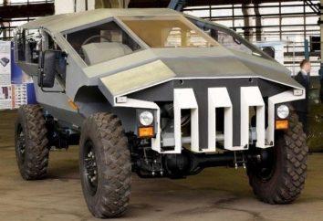 """Opancerzony pojazd ZIL """"The Punisher"""": specyfikacje techniczne i zdjęcia"""