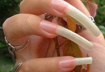 Come far crescere le unghie velocemente a casa?