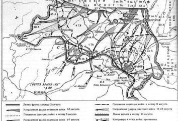 A libertação de Kharkov de invasores fascistas