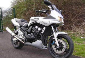"""Moto """"Yamaha phaser-600"""": la description, spécifications et commentaires"""