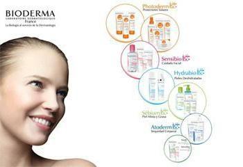 Bioderma Sensibio – Cosméticos. programa de cuidado para la piel sensible