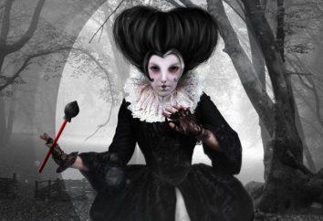 Costumes pour Halloween. Reine de pique, deux autres façon originale d'être