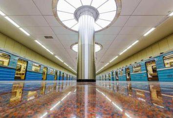 """Para onde irão as saídas """"Kotelniki"""" Metro (região de Moscou)"""
