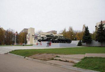 Militärische Einheiten, Naro-Fominsk: Liste, Beschreibung und Bewertungen