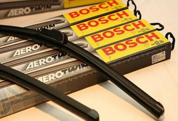 Bosch Wiper Aerotwin: Caractéristiques