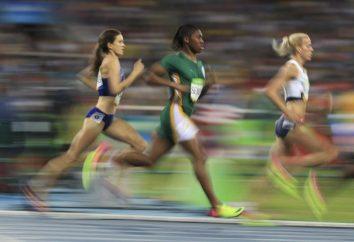 Perché gli uomini più veloci rispetto alle donne?