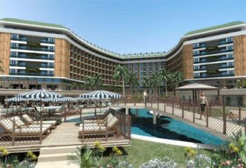 "Aska Lara luxo 5 *. Hotel ""Lara"", Antalya"
