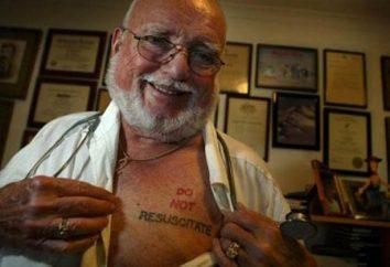 """Por que os médicos usam tatuagens """"Não ressuscitar""""? Mensagem de colegas"""